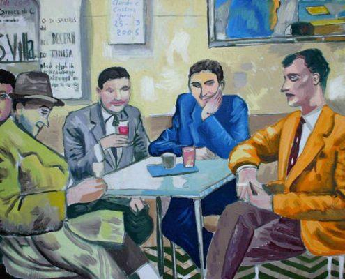 4 amici al bar