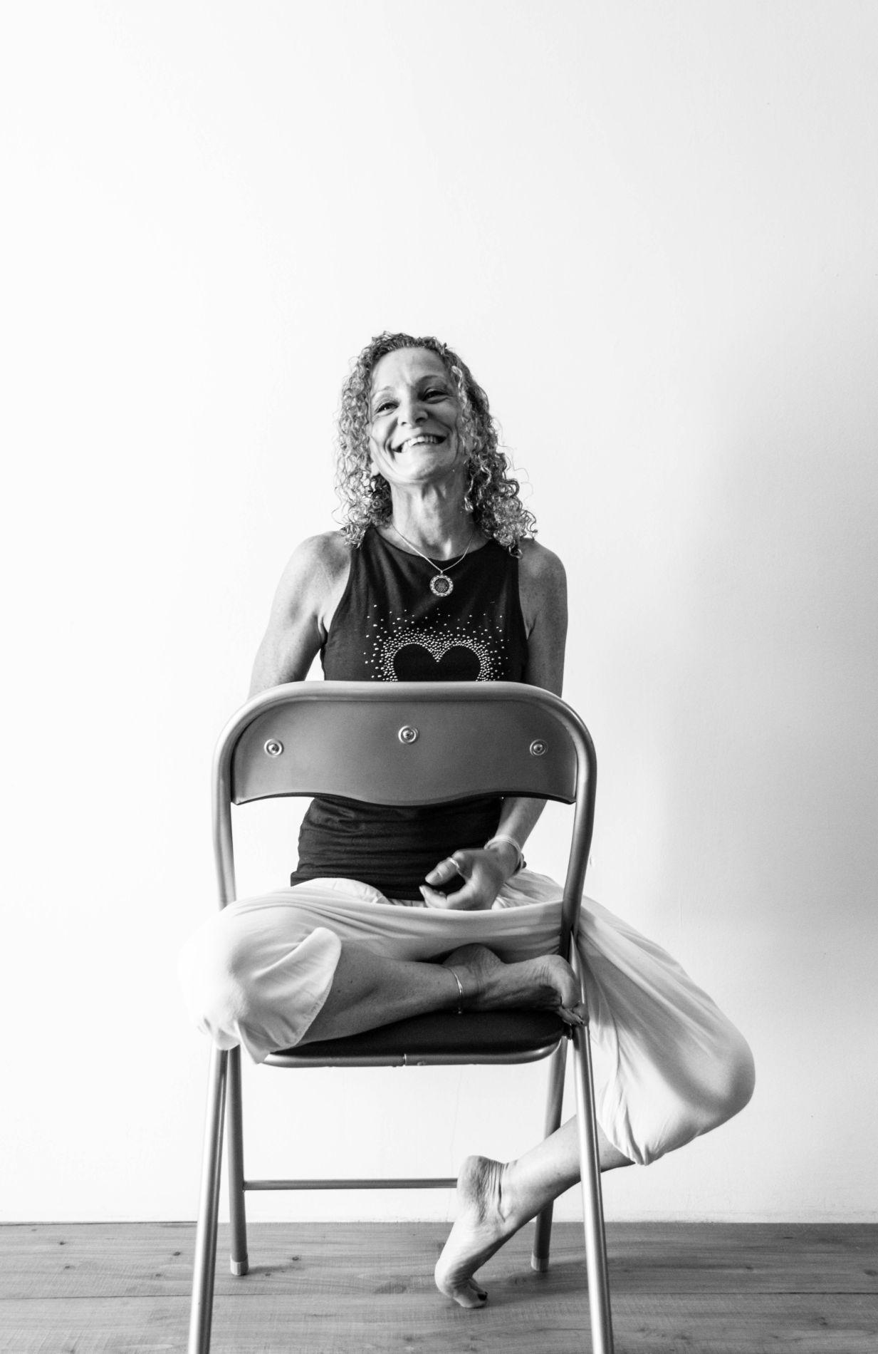 chi sono - Roberta Pagliani - Yoga Consapevolezza e Gioia