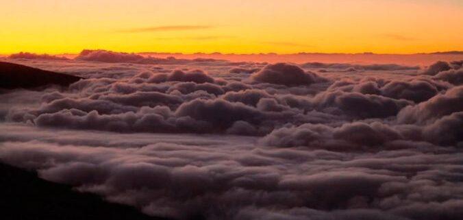 cielo luce nuvole canarie | Roberta Pagliani - Yoga Consapevolezza e Gioia